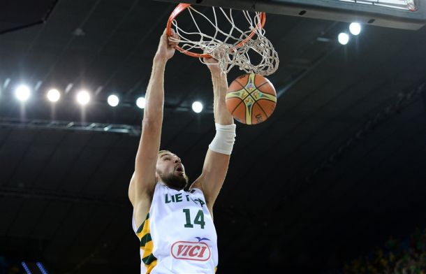 FIBA World Cup: Lithuania Tops Angola 75-62