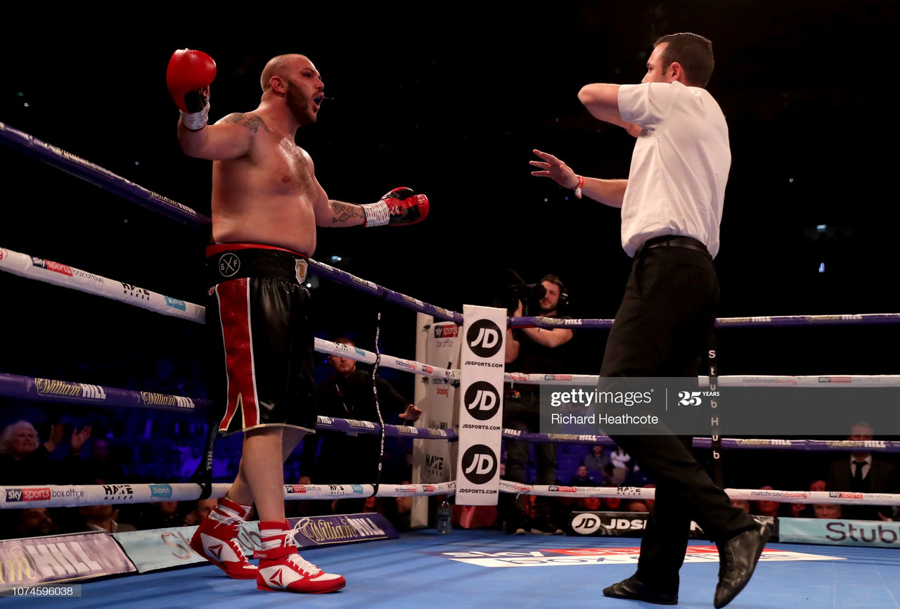 Babic v Little: 'the savage' faces 'the gypopotamus' in heavyweight bout