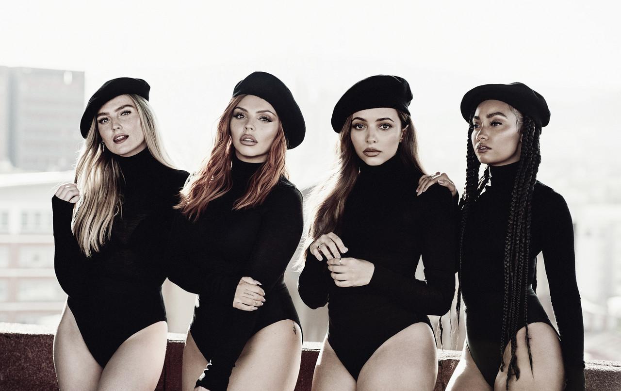 Little Mix y la publicación de su segundo sencillo
