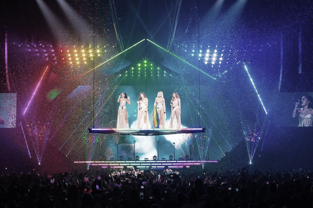 Little Mix: final shows at the O2 Arena