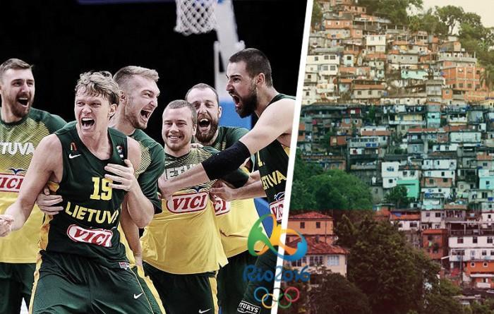 Guía VAVEL Básquet Juegos Olímpicos 2016: Lituania