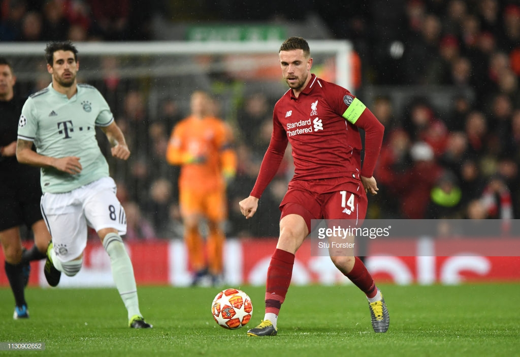 Goalless draw down to Liverpool and Bayern's caution