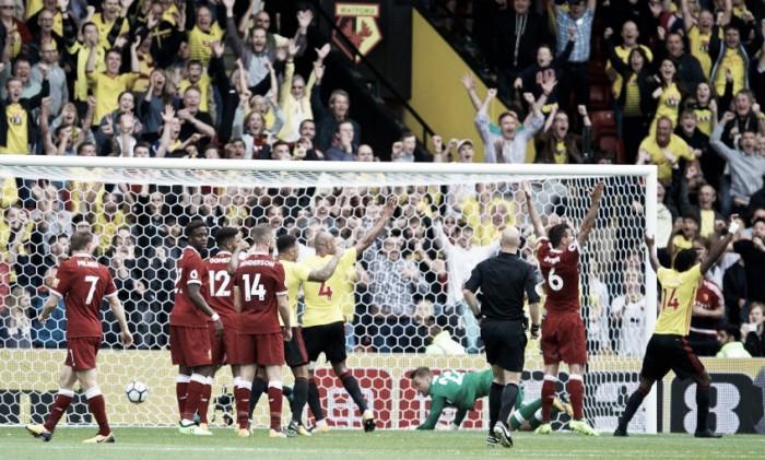 El Liverpool se estrella sobre el final