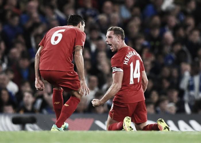 Liverpool ofusca reestreia de David Luiz e bate Chelsea em pleno Stamford Bridge