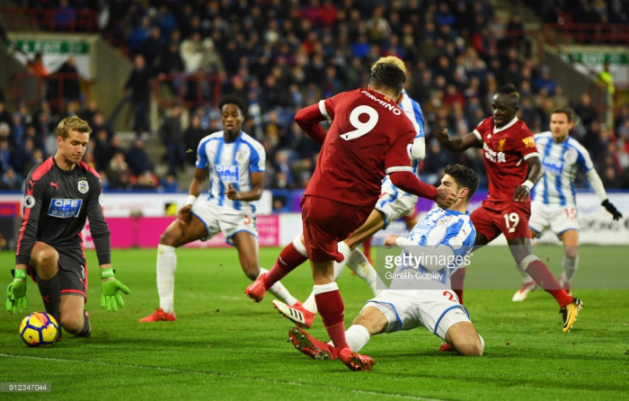 Huddersfield Town Player Ratings vs Liverpool: Average performances result in a fourth consecutive league defeat