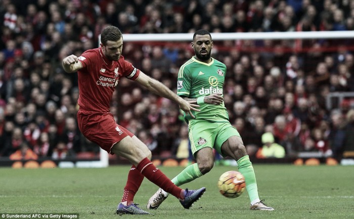 Liverpool vs Sunderland: salir del pozo en Anfield