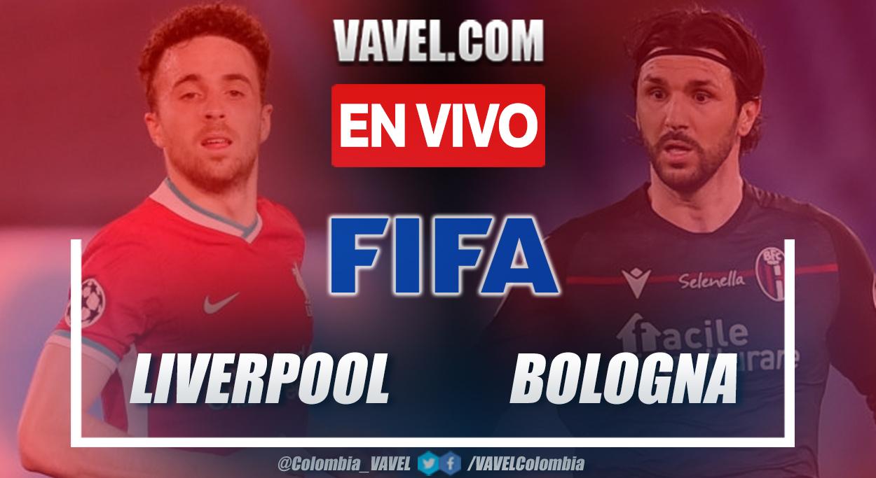 Resumen y goles: Liverpool 3-0 Bologna en partido amistoso