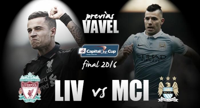 Liverpool - Manchester City: a por el primer título de la temporada