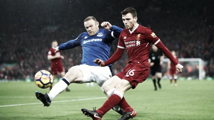 Previa Liverpool - Everton: derbi de Merseyside en la FA Cup