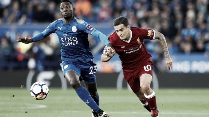 Previa Liverpool - Leicester City: con la presión de seguir ganando