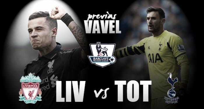 Previa Liverpool - Tottenham: La eterna lucha