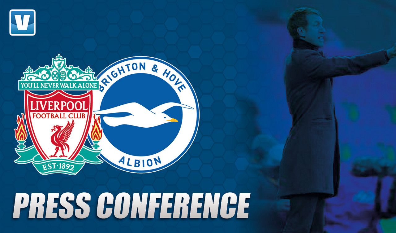 Brighton press conference LIVE: Graham Potter on Spurs win, Liverpool test and transfer news