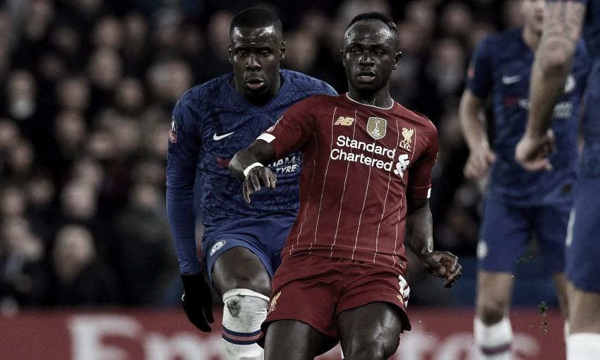 Em briga acirrada pela Champions League, Chelsea visita campeão Liverpool no jogo da taça