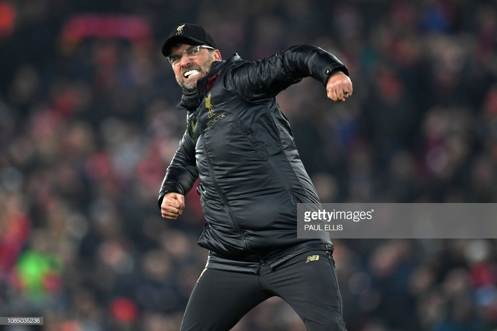 The Warm Down: Klopp relieved as Liverpool edge past Palace in thriller