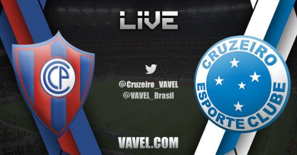 Cerro Porteño x Cruzeiro, Copa Libertadores 2014  e