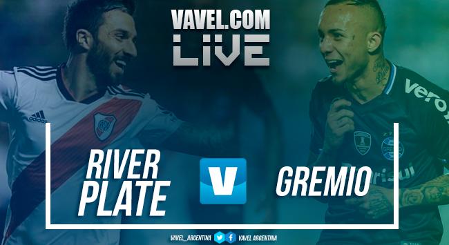 Resumen River Plate 0-1 Gremio en Copa Libertadores 2018