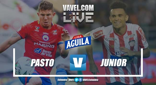 Resumen Pasto vs Junior, final de la Liga Aguila 2019-I