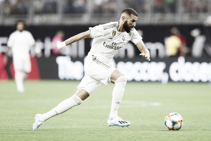 Assistir Jogo Real Madrid x Arsenal AO VIVO online pela Internacional Champions Cup 2019