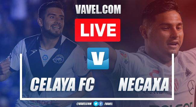 Goal and Highlights: Celaya 1-0 Necaxa, 2019 Copa MX