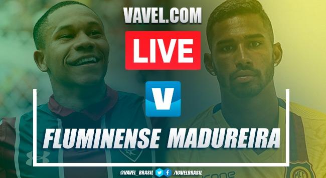 Gols e melhores momentos de Fluminense 5 x 1 Madureira pelo Campeonato Carioca 2020