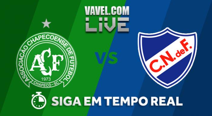 Resultado Nacional-URU x Chapecoense pela Pré-Libertadores 2018 (1-0)