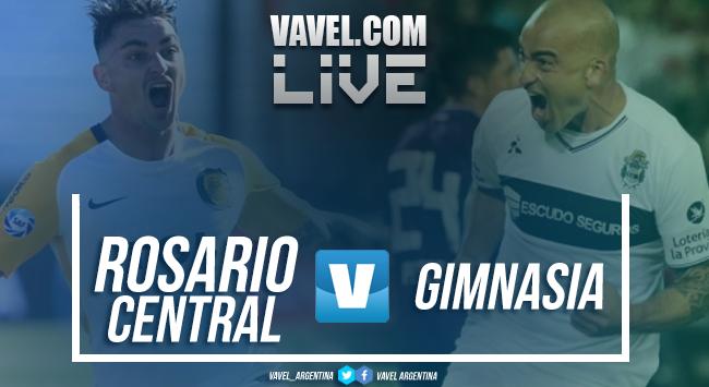 Resultado y goles Rosario Central 1-1 Gimnasia de La Plata en Final Copa Argentina 2018