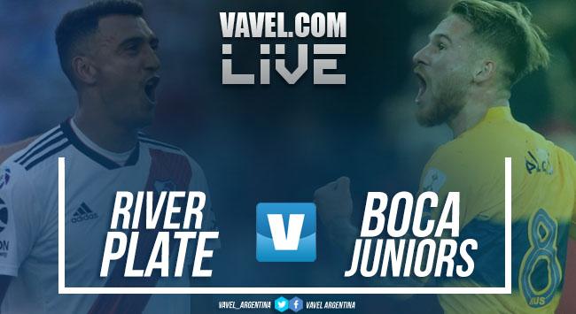 Resultado River Plate vs Boca Juniors por Copa Libertadores 2019 (2-0)