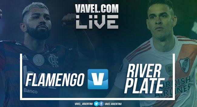 Flamengo vs River en vivo por Copa Libertadores 2019