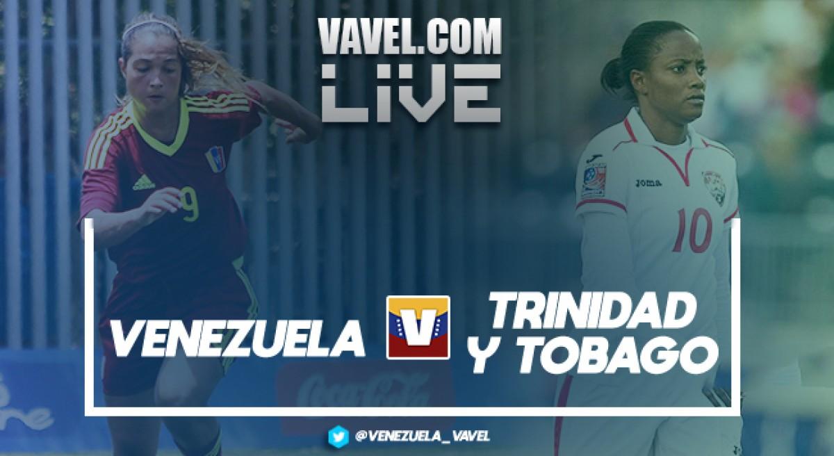 Resumen Venezuela 1-0 Trinidad y Tobago fútbol femenino en Juegos Centroamericanos y del Caribe 2018