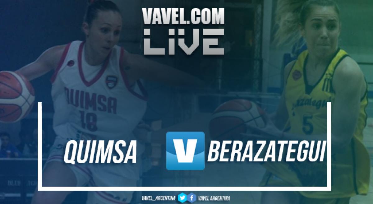 Quimsa vs Berazategui en vivo online por el Final Four Femenino