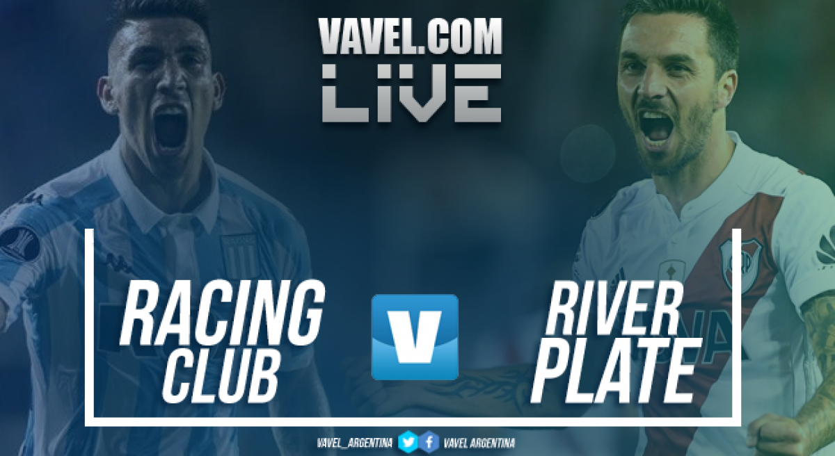 Resultado final Racing Club vs River Plate por Copa Libertadores 2018 (0-0)