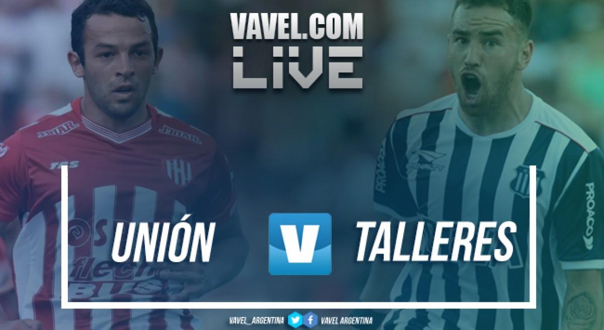 Resumen Unión 3-0 Talleres en Superliga Argentina 2018