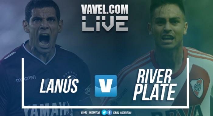 Resumen Lanús vs River Plate en vivo por Copa Libertadores 2017 (4-2)
