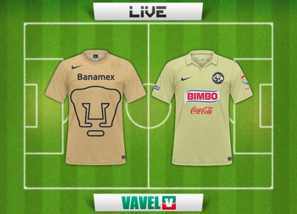 Pumas 1-0 América, así lo vivimos