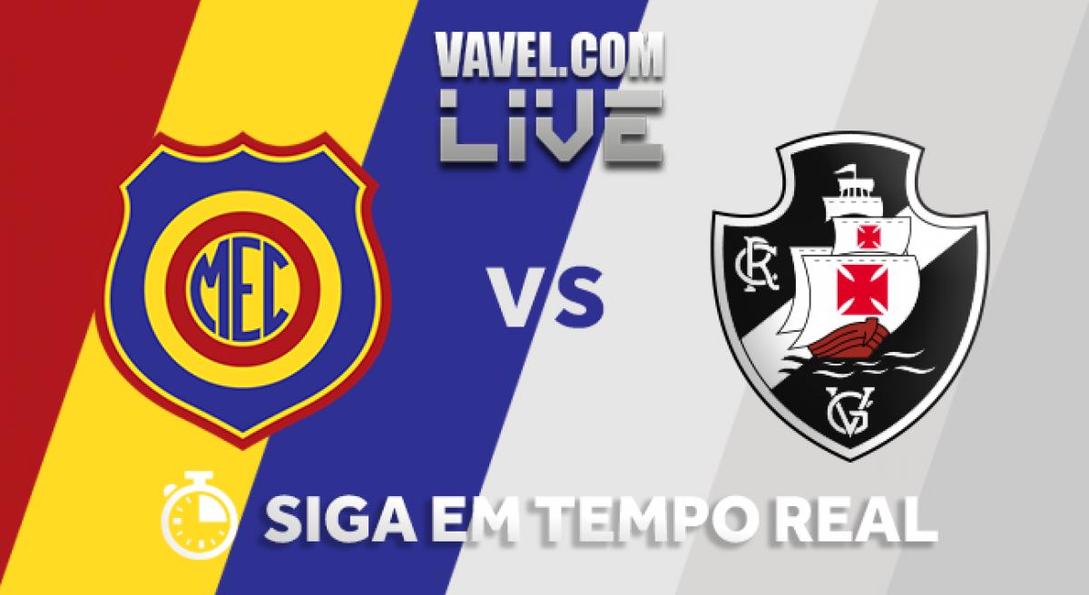 Resultado e gols de Madureira x Vasco na Taça Rio 2018 (1-3)