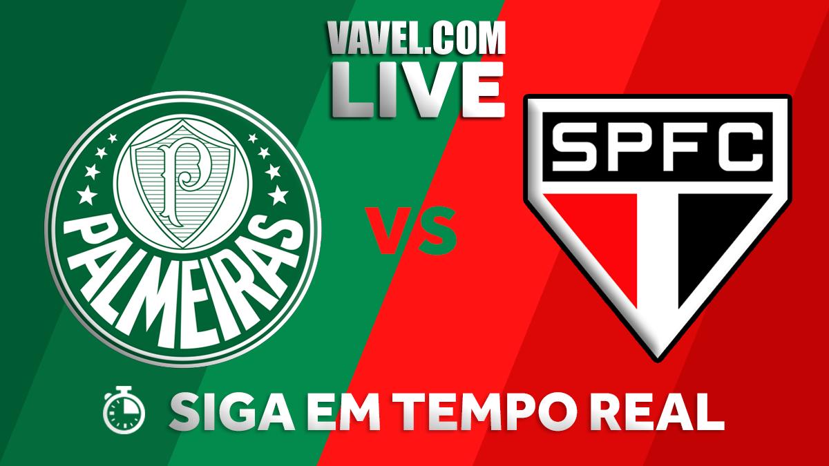Resultado de Palmeiras x São Paulo pelo Campeonato Paulista 2018 (2-0)