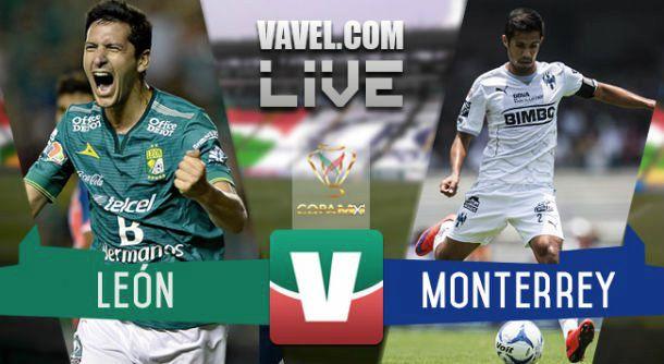 a1d74bfcc1ae8 Resultado León - Rayados de Monterrey en Copa MX 2015 (5-1) - VAVEL.com