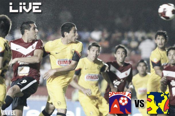 Resultado Veracruz - América en Liga MX 2013 (0-1)