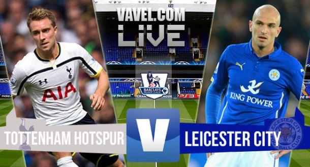 Tottenham Vs Leicester Ao Vivo: Jogo Tottenham X Leicester Pela Premier League 2015 (4-3