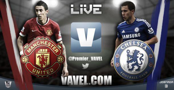 Live Manchester United-Chelsea, Premier League in diretta