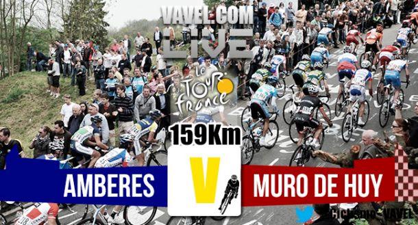 Resultado de la 3ª etapa del Tour de Francia 2015