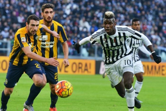 Hellas Verona-Juventus terminata, Serie A 2016 (2-1): l'infinito Toni, poi Viviani, nel finale Dybala