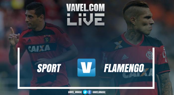 Flamengo tenta recuperação diante do Sport