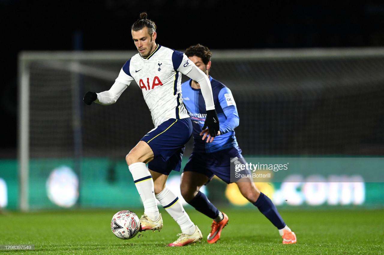As it happened: Wycombe Wanderers 1-4 Tottenham Hotspur