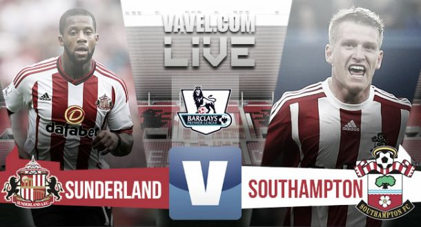Sunderland 0-1 Southampton: As it happened