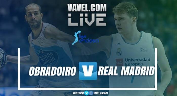 ResumenMonbus Obradoiro 93 -102 Real Madrid en ACB 2017