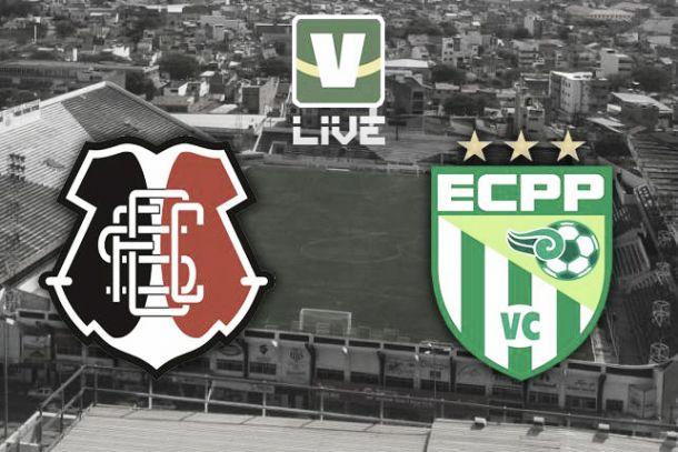 Santa Cruz x Vitória da Conquista, Copa do Nordest