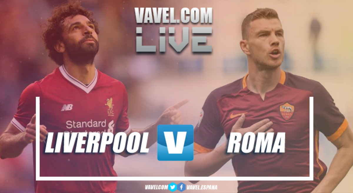 Ligue des Champions: Liverpool 5-2 AS Roma