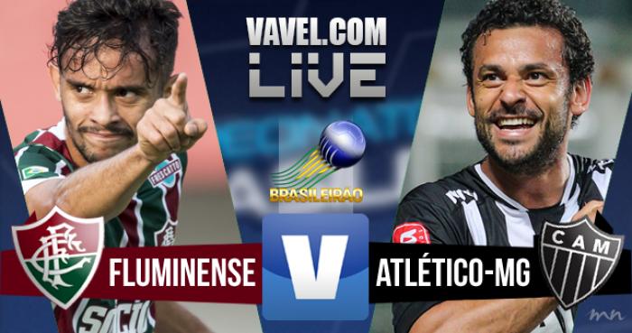 Resultado Fluminense x Atlético-MG no Brasileirão (4-2)