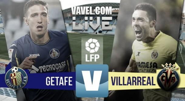 Getafe CF vs Villarreal CF en vivo y en directo online (1-0)